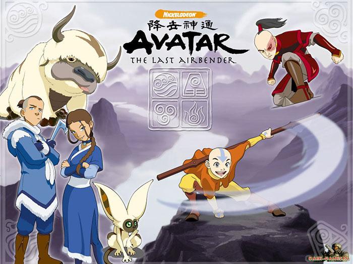 Ігри Аватар - легенда про Аанга оживає ...: mult-games.com.ua/igri-avatar