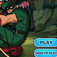 Гра Тренування Зеленої стріли