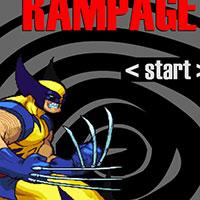 Гра Люди Ікс - Росомаха бореться зі злочинцями