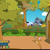 Гра Том і Джеррі 3 : Сирне викрадення