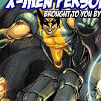 Гра Люди Ікс та Росомаха: персональний тест!