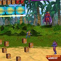 Гра Люди Ікс і Росомаха проти жуків: захисти склад!
