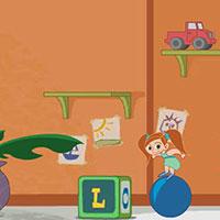 Гра Кім 5 з плюсом в дитинстві