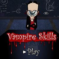 Гра Вампірські ігри: грай безкоштовно в браузері!
