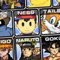 Гра Аніме: Бої мультяшок - грати онлайн безкоштовно!
