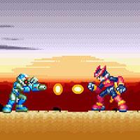 Гра Аніме: Megaman проти армії