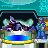 Гра Аніме: Megaman проти роботів