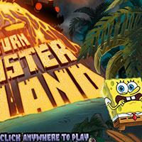 Гра Класний Губка Боб на острові - грай безкоштовно в браузері!