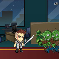 Гра Класні Зомбі - зупини зомбі-апокаліпсис!!