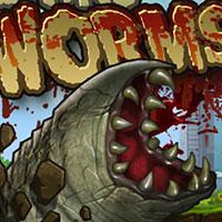 Класна гра земляний черв'як: їж, рости, перемагай!