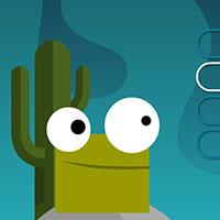 Гра Крокодильчик Свомпі і жаба