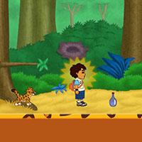 Гра Дієго і ягуар