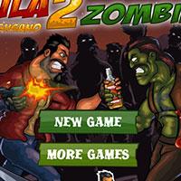 Гра Асасін проти Зомбі!