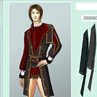 Гра Одягни Асасін: грай безкоштовно онлайн!