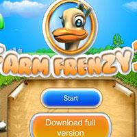 Гра Ферма Frenzy 2: Весела ферма!