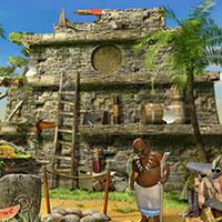 Гра Пошук предметів: Острів!
