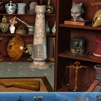 Гра Пошук предметів: Ніч в музеї!