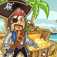 Гра Пошук предметів: Піратське золото!