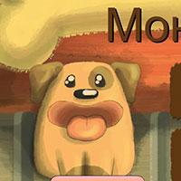 Гра Пошук предметів: Пригоди Моні!