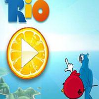 Гра Angry Birds Rio (гра Злі Птахи Ріо)