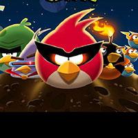 Гра Angry Birds Space (гра Злі Птахи в Космосі)!