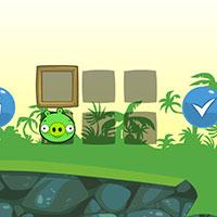 Гра Angry Birds: Погані поросята
