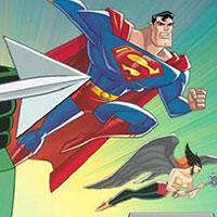 Гра Супермен 2: Супермен в Лізі справедливості