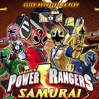 Гра Рейнджери Самураї: Битви монстрів