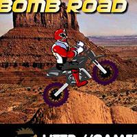 Гра Рейнджери Самураї на мотоциклі по горах