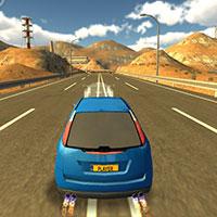 Гра Круті 3Д гонки по Америці: грай безкоштовно онлайн!!