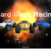 Гра Гонки 2: Вибухові гонки по місту 3Д!
