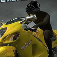 Гра Мотоцикли: Наздожени і збий супротивника!!