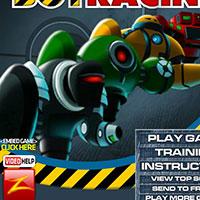 Гра Перегони роботів по лабіринту: грай безкоштовно онлайн!