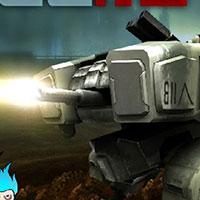 Гра Стрілялка 3д: Битва роботів!!!