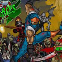 Гра Ніндзя вбиває Зомбі: грай безкоштовно онлайн!!
