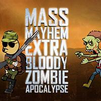 Гра Зомбі 4: Вижити зомбі-апокаліпсис!!