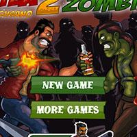 Гра Зомбі 2: Текіла проти мерців!!