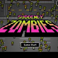 Гра Раптові зомбі: грай безкоштовно онлайн!!