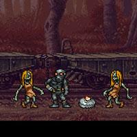 Гра Зачисти ліс від зомбі: грай безкоштовно онлайн!!