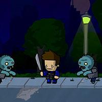Гра Поліцейський проти зомбі: грай безкоштовно онлайн!!