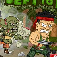 Гра Боротьба з зомбі в джунглях: грай безкоштовно онлайн!!