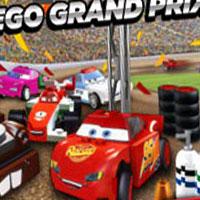 Гра Тачки: Лего Грант За!