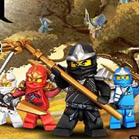 Гра Лего Ніндзя Го: Удар Спинджитсу!!!