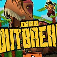 Гра Лего: Полювання на динозаврів!!