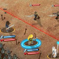 Гра Лего Володар кілець: Захист фортеці!!