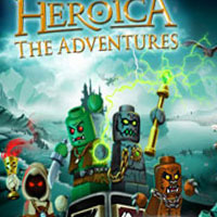 Гра Лего: Долина мерців!!