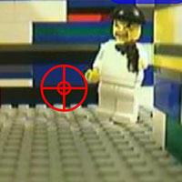 Гра Лего: Лабіринт з бандитами