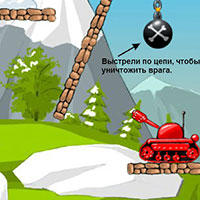 Гра Висади сусідній танк: грай безкоштовно онлайн!!