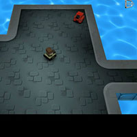 3Д гра Танки: Перестрілка!!