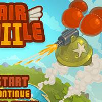 Гра Танки на повітряних кульках: грай безкоштовно онлайн!!